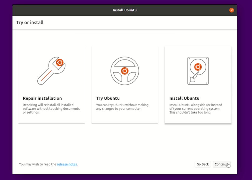 Ubuntu Flutter
